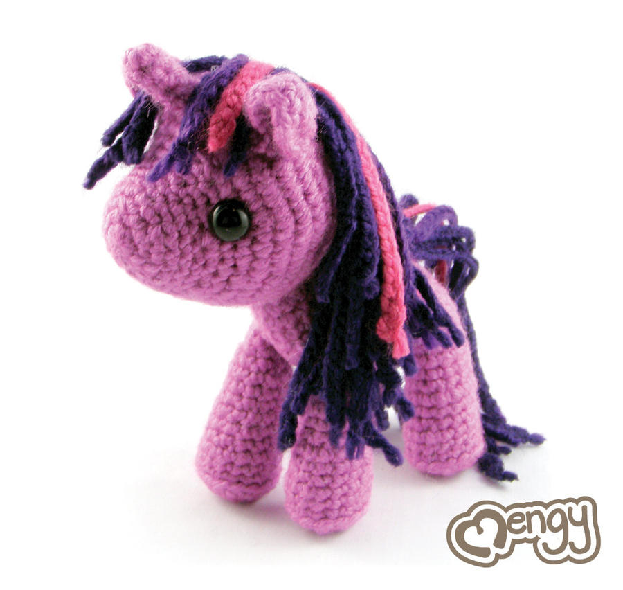 Crochet Sweater Pattern For 18 Inch Doll : Twilight Sparkle Amigurumi by mengymenagerie on DeviantArt
