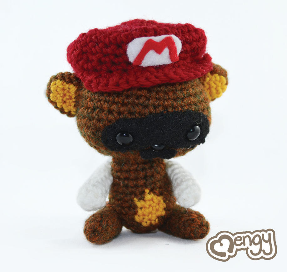 Amigurumi Free Patterns Beginners : Tanooki Mario Amigurumi Crochet by mengymenagerie on ...