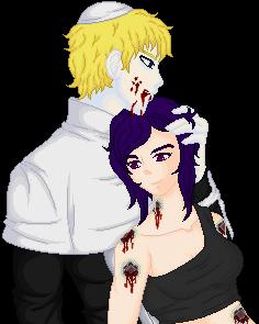 .:|''... And I Want Him To Bite Me''|:. by SakuraIsDeidarasGirl