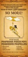 Professor Pinkie Pie's Prodigious Propeller