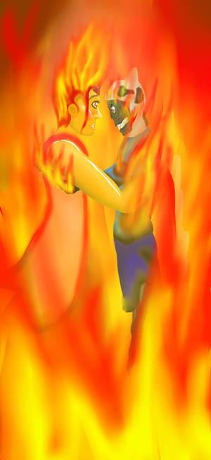 Flame Princess' Dream