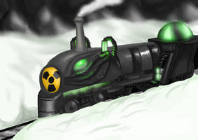 Transarctica: Nuclear Engine