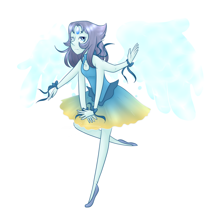 An actual SU fusion? Whhhhhhhhhhhhhhhhhhhha?!!? Today's Friday Fuseday is Pearl and Lapis from the television programme Steven Universe Episode: www.youtube.com/watch?v=f78BLc…
