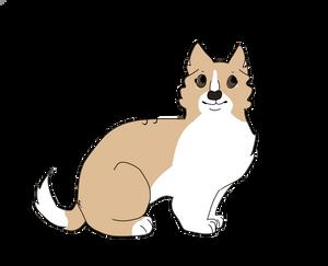 Drawing Oc's as Dogs - Liliana