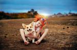 Cowboy Bebop, Ed by Applewolf2014
