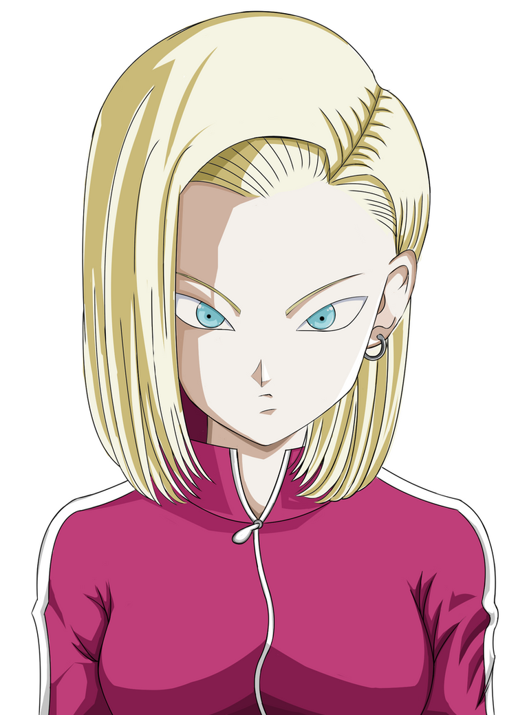 Android 18 render 14 by maxiuchiha22 android 18 dragonball z - Dragon ball zc 18 ...