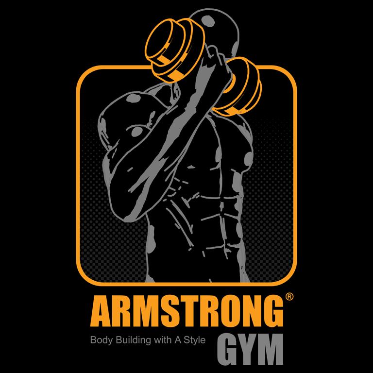 Gym Logo Design 1 by Poser96 on DeviantArt