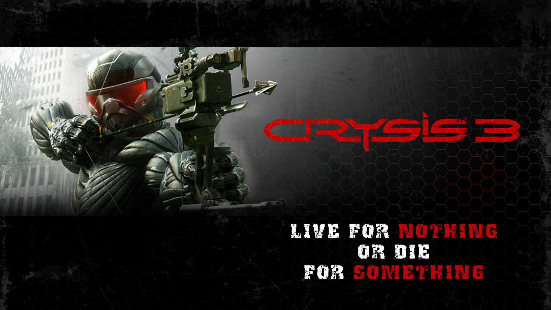 crysis 3 wallpaper by poser96 on deviantart