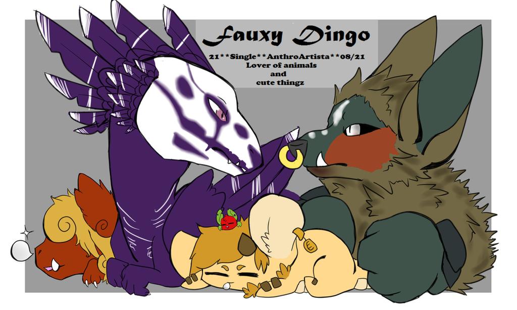 FauxyDingo92's Profile Picture
