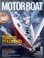 motor boat cover by carettacaretta
