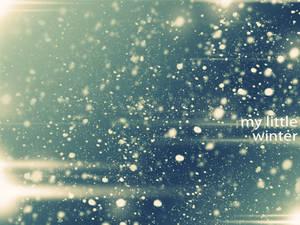 my little winter