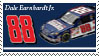 Dale Jr. Stamp 'Nat Guard' by nascarstones