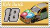 Kyle Busch Stamp by nascarstones