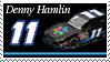 Denny Hamlin Stamp 'Kinkos' by nascarstones
