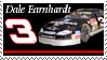 Dale Earnhardt Stamp by nascarstones