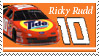 Ricky Rudd Stamp by nascarstones