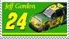 Jeff Gordon Stamp 'Nico' by nascarstones