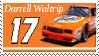 Darrell Waltrip Stamp by nascarstones