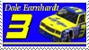 Dale Earnhardt Stamp '1984' by nascarstones