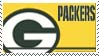 Green Bay Packers Stamp by nascarstones
