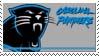 Carolina Panthers Stamp by nascarstones