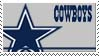 Dallas Cowboys Stamp by nascarstones