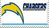San Diego Chargers Stamp by nascarstones