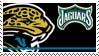 Jacksonville Jaguars Stamp by nascarstones