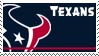 Houston Texans Stamps by nascarstones