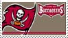 Tampa Bay Bucs Stamp by nascarstones