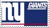 New York Giants Stamp by nascarstones