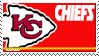 Kansas City Chiefs Stamp by nascarstones