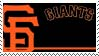 San Francisco Giants Stamp by nascarstones