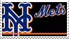 New York Mets Stamp by nascarstones