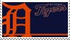 Detroit Tigers Stamp by nascarstones