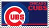Chicago Cubs Stamp by nascarstones