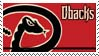 Arizona Diamondbacks Stamp by nascarstones