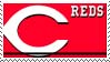 Cincinnati Reds Stamp by nascarstones
