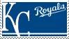 Kansas City Royals Stamp by nascarstones