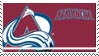 Colorado Avalanche Stamp by nascarstones