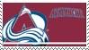 Colorado Avalanche Stamp by nascarstones