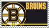 Boston Bruins Stamp by nascarstones