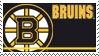 Boston Bruins Stamp by nascarstones