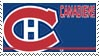 Montreal Canadiens Stamp by nascarstones