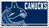 Vancouver Canucks Stamp by nascarstones