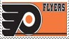 Philadelphia Flyers Stamp by nascarstones