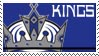 Los Angeles Kings Stamp by nascarstones