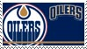 Edmonton Oilers Stamp by nascarstones