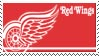 Detroit Red Wings Stamp by nascarstones