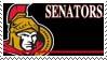 Ottawa Senators Stamp by nascarstones
